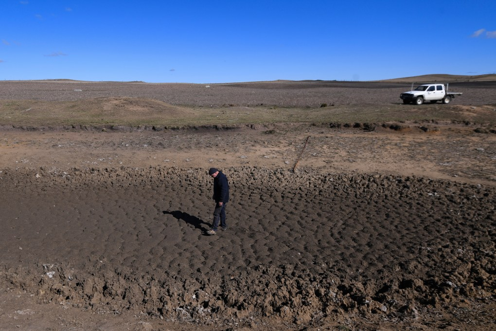 Climate change means Australia may have to abandon much of its farming
