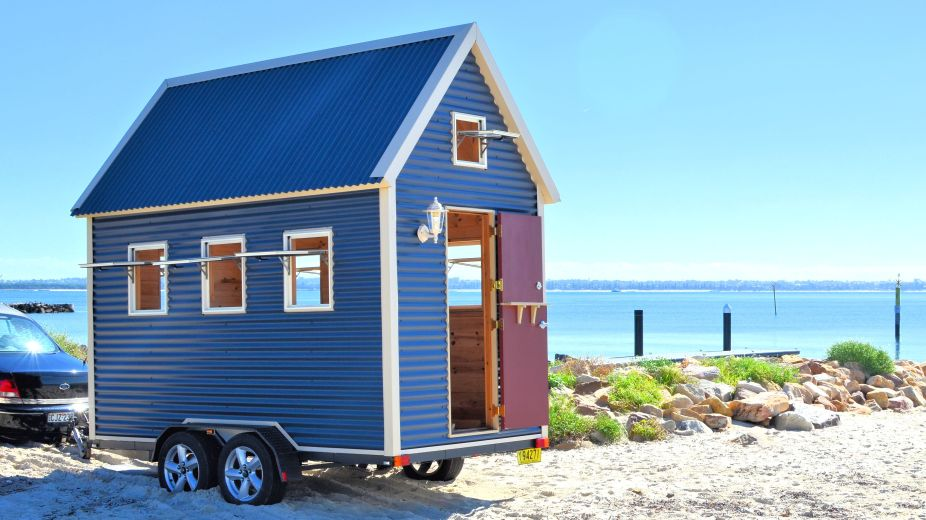 Move Over Mcmansions The Tiny House Movement Is Here