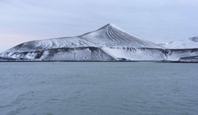 Image result for Deception Island (Antarctica)
