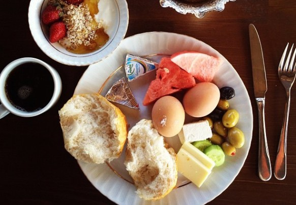 Image result for healthy breakfast definition
