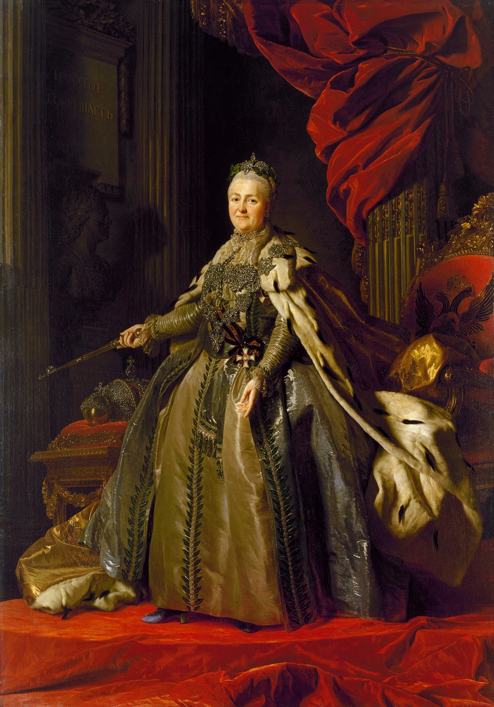 Great Paintings : great, paintings, Masterpieces, Hermitage, Great, Catherine, Great:, Review
