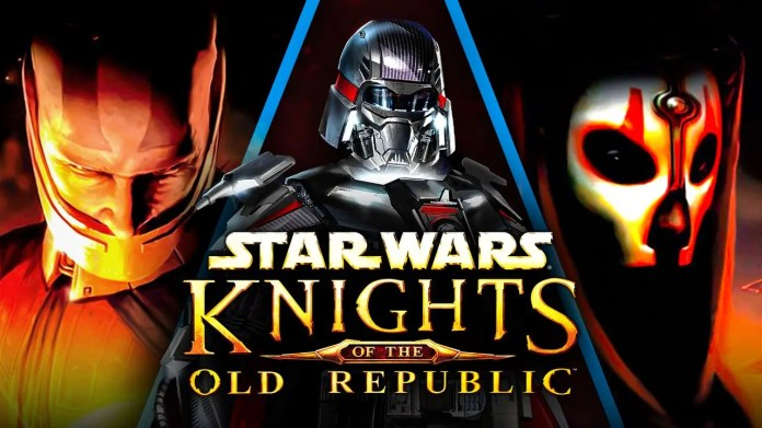Star Wars: Knights of the Old Republic Finally Revealed