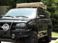 DIY roof rack tent - S-10 Forum