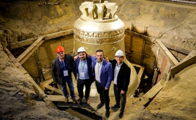 World S Biggest Bell Vox Patris Made In Poland The