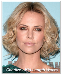 Cool Celebrity Hair Makeovers Medium Length Hair