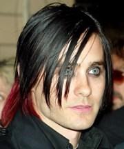 """emo hair changed life "" jared"