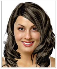 The Right Hairstyle For Your Oval Face Shape TheHairStyler Com