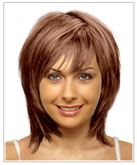 The Right Hairstyle For Your Triangular Face Shape TheHairStyler Com