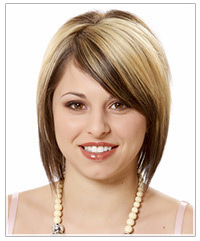 Short To Medium Length Hairstyles For Round Faces – Your Cool