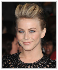 Julianne Hough's High Volume Fringe TheHairStyler Com