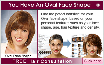 Oval Face Shape TheHairStyler Com