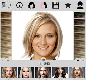 signup to thehairstyler com