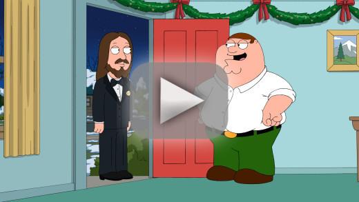 Family Guy Season 13 Episode 6 Recap Is Jesus Christ a