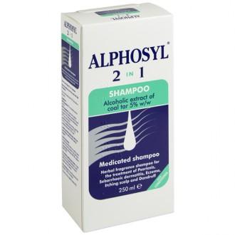 Buy Alphosyl 2-in-1 Shampoo - Treat Psoriasis Eczema ...