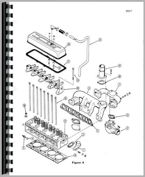 Case 26C Backhoe Attachment Service Manual