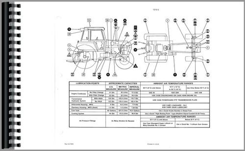 Case 3394 Tractor Service Manual