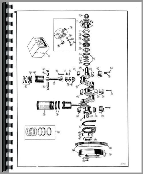 case dh4b manual