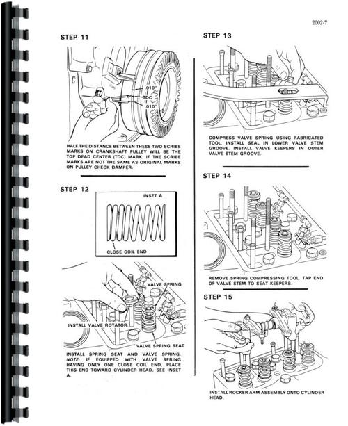 Case 680E Tractor Loader Backhoe Service Manual
