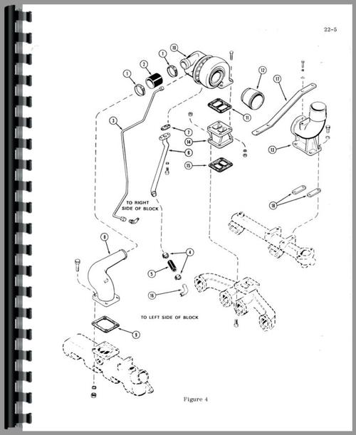 Case W14H Wheel Loader Service Manual