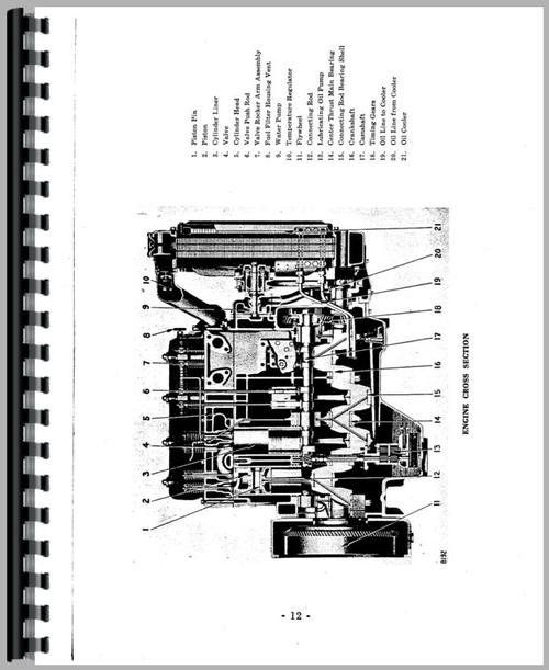 Caterpillar 10 Engine Service Manual