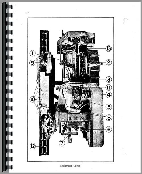 Caterpillar 15 Crawler Service Manual