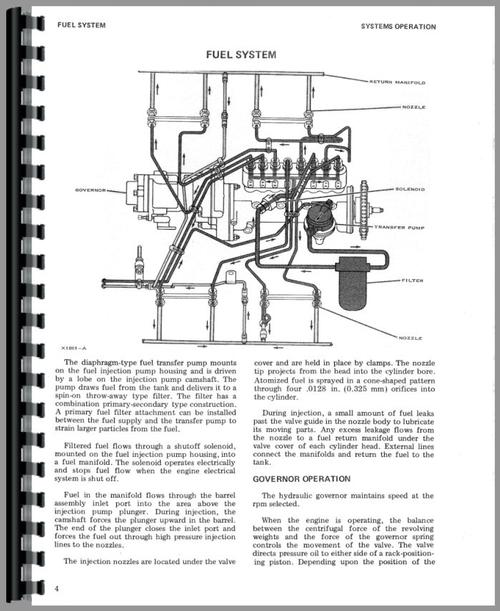 Caterpillar 3150 Engine Service Manual