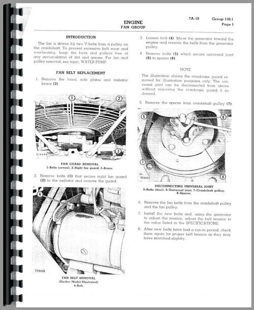 Caterpillar 933 Traxcavator Service Manual