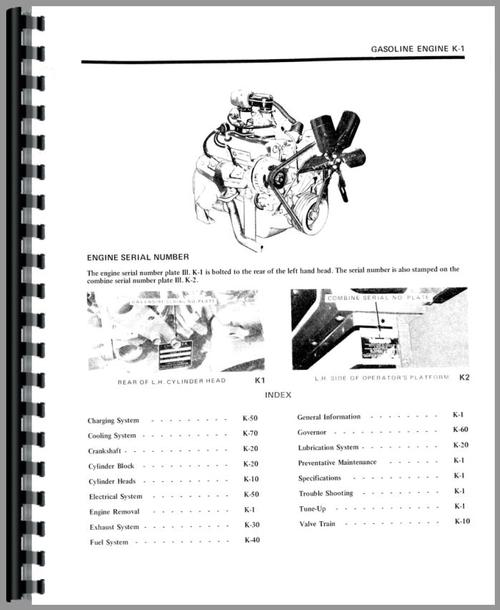 Chrysler 318 Engine Service Manual