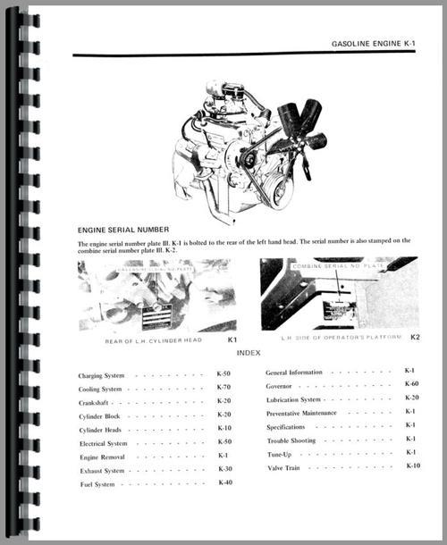 Chrysler 400 Engine Service Manual