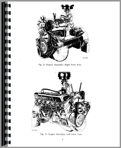 Chrysler HB-225 Engine Operators Manual