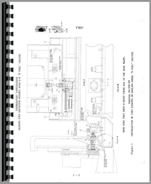 Hancock 1.00E+03 Scraper Operators Manual