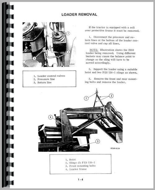 International Harvester 684 Tractor Service Manual