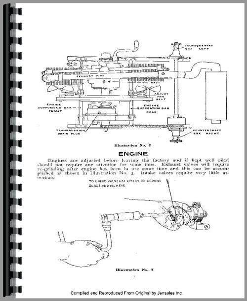 International Harvester All Auto Wagon Operators Manual