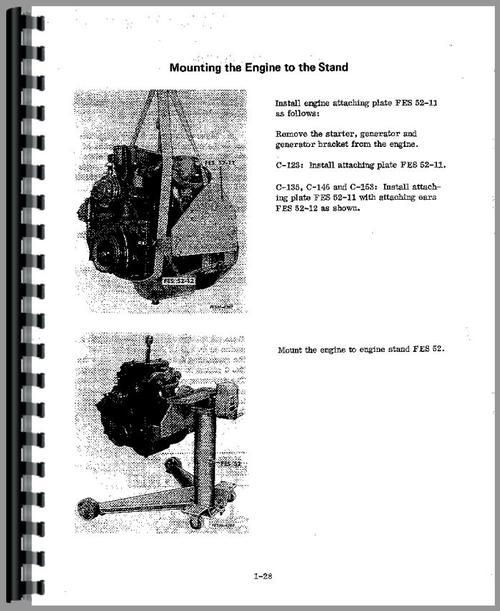 International Harvester TDC5 Crawler Service Manual