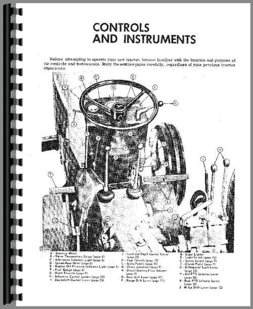 John Deere 2020 Tractor Operators Manual