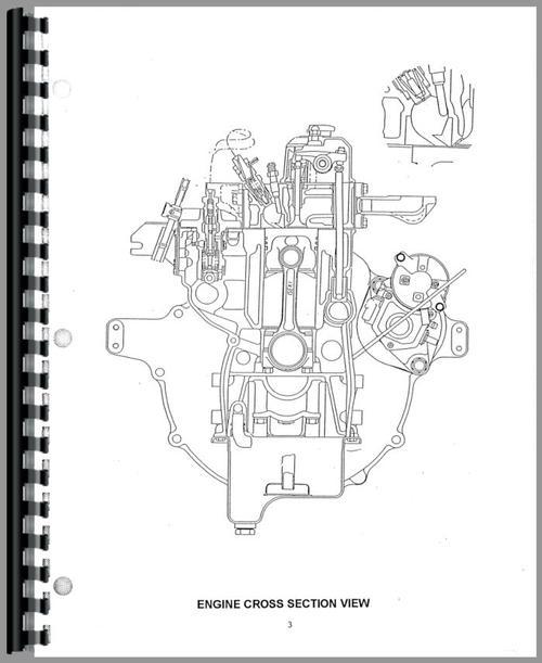 Massey Ferguson 1220 Tractor Service Manual