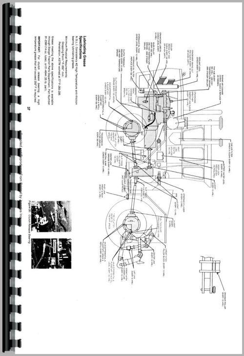 Steiger Bearcat III Tractor Operators Manual