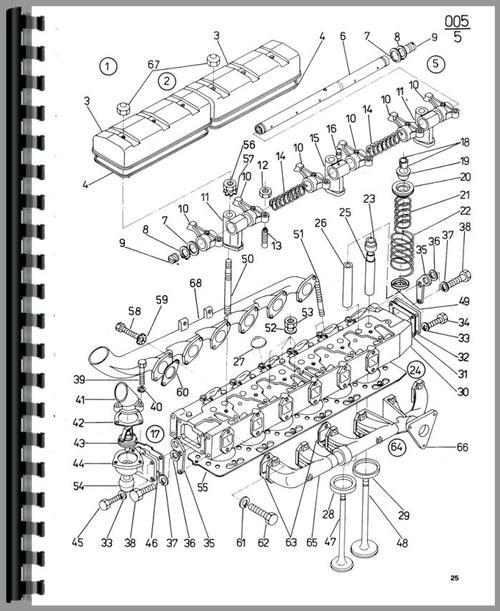 Zetor 9111 Tractor Service Manual