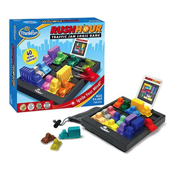 Thinkfun Rush Hour Rozluznij Korek Online Nile