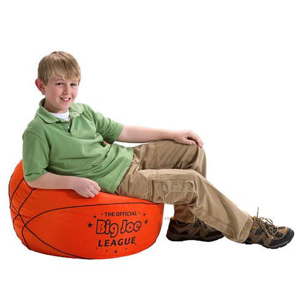 Basketball Bean Bag Chair Comfort Research Big Joe Basketball Bean Bag Chair Buy Online At
