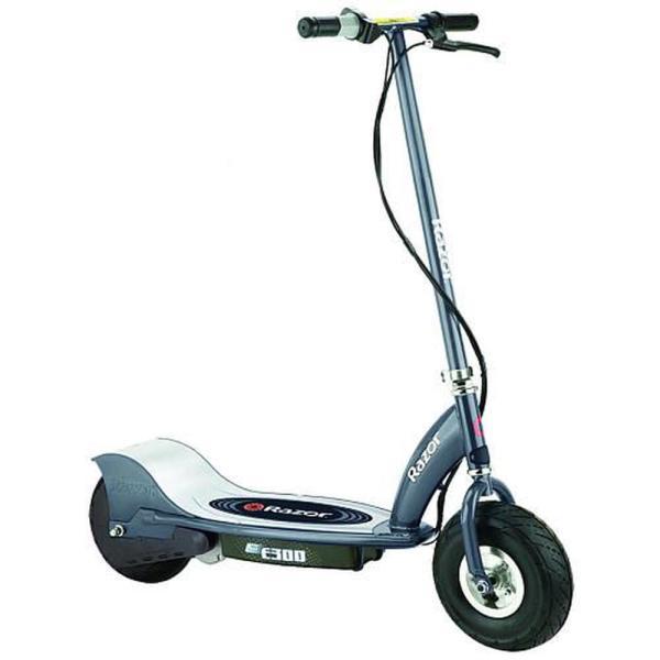 Razor E300 Electric Scooter - Gray Online Nile