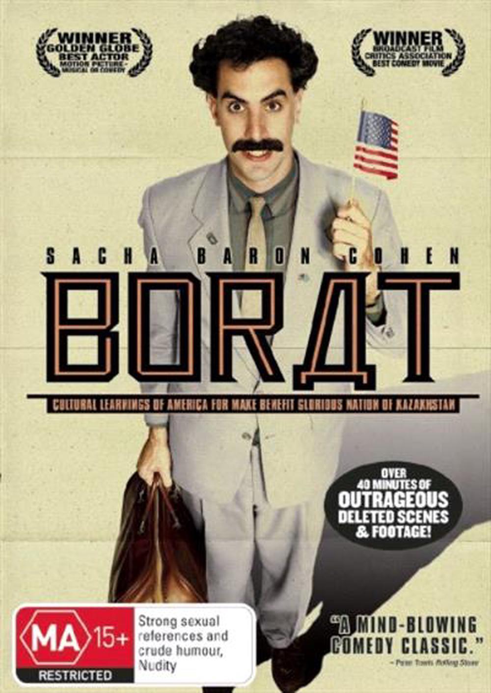 borat cultural learnings of