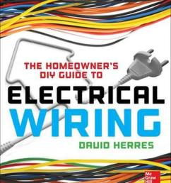 the homeowner s diy guide to electrical wiring by david herres paperback 9780071844758 buy online at the nile [ 1000 x 1258 Pixel ]