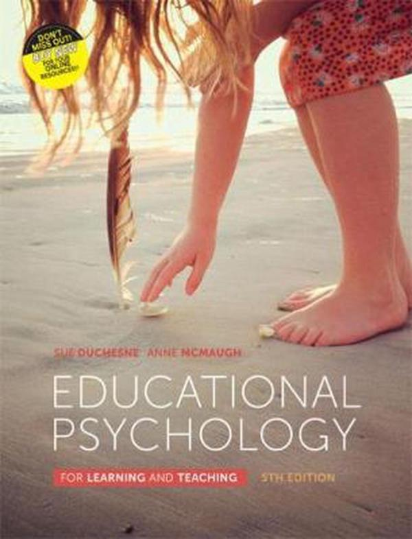 Educational Psychology Learning And Teaching With