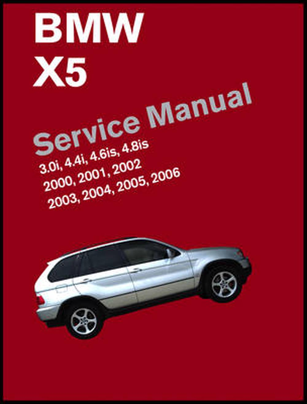 hight resolution of bmw x5 e53 service manual 2000 2001 2002 2003