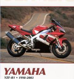 clymer yamaha yzf r1 1998 2003 [ 1000 x 1424 Pixel ]