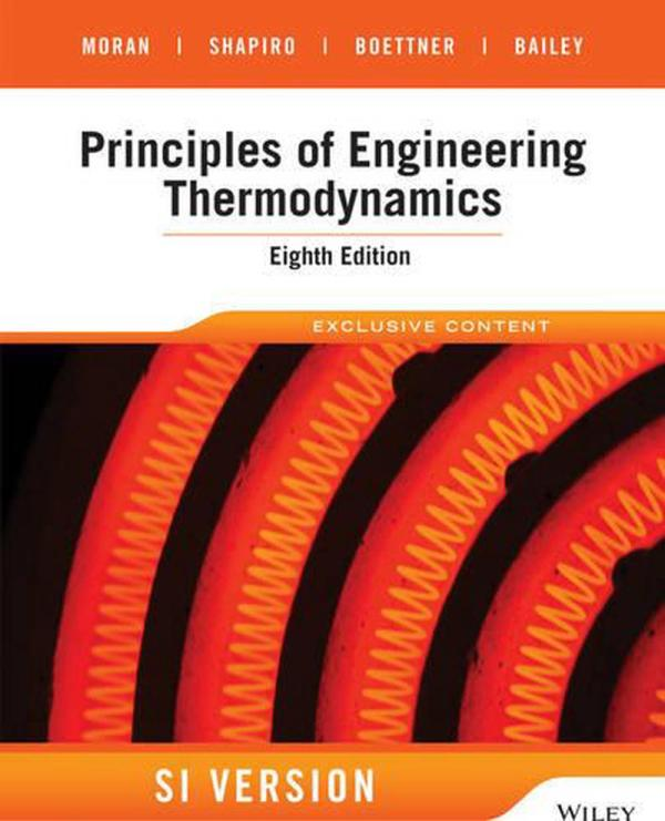 Principles Of Engineering Thermodynamics 8th Edition