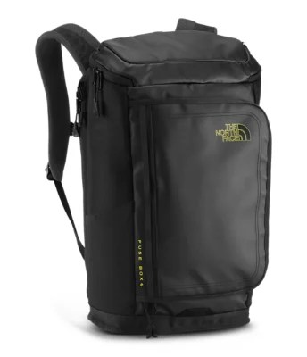 north face fuse box backpack