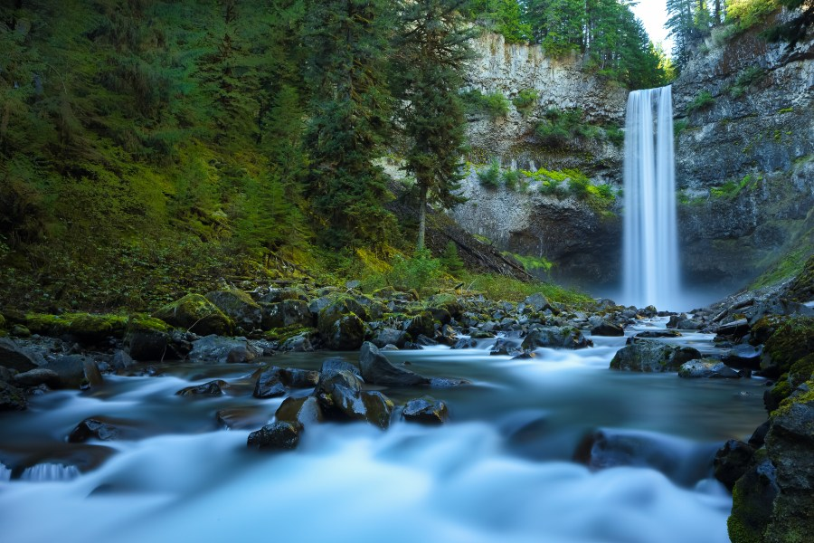 The 25 Most Beautiful Waterfalls in North America  HuffPost