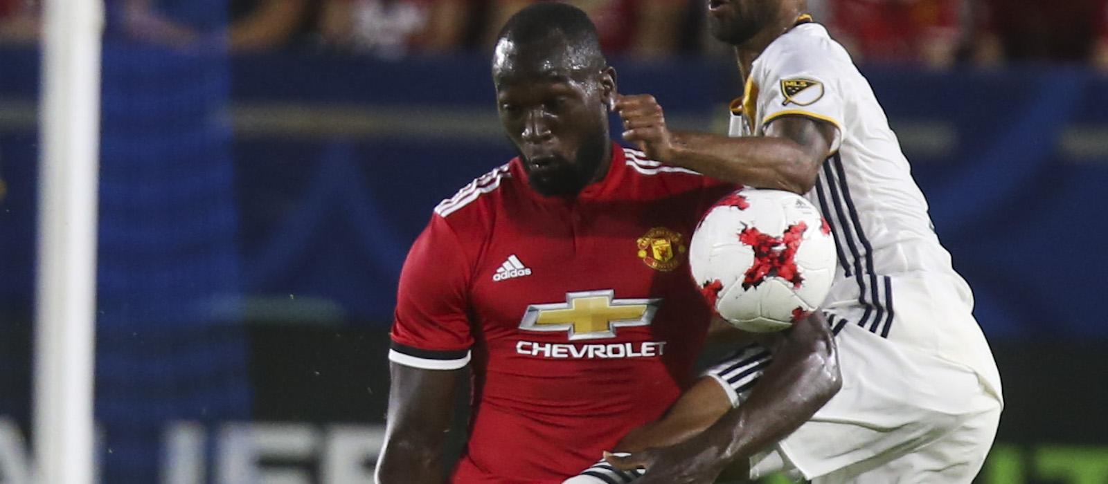 Manchester United fans react to Romelu Lukaku's debut against LA Galaxy